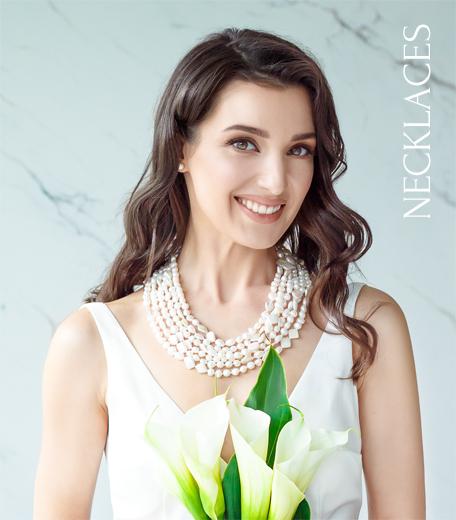 Gaura Necklaces