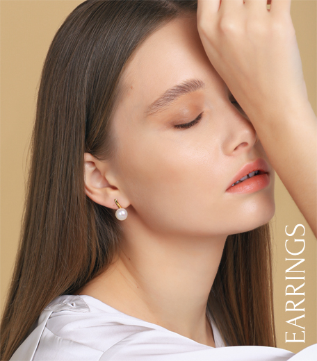 Gaura Earing